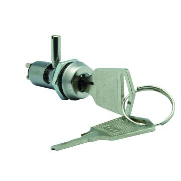 Dual-function Electric Mechanical Key Lock Switches