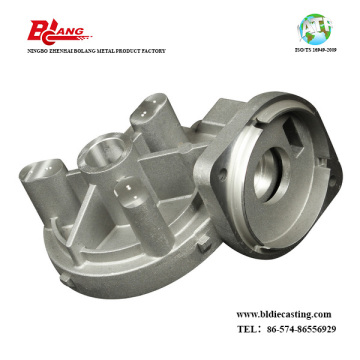 Aluminum Die Casting Wiper Motor Housing