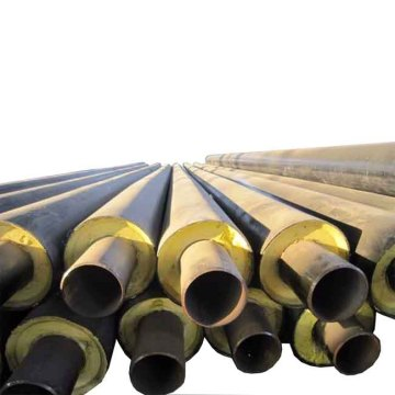 Polyurethane Foam Insulation Pipe