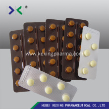 Factory directly provided for Sulfathiazole Powder, Sulfonamide Antibiotics Supplier in China Sulfadimidine Sodium tablets 600mg export to Japan Factory
