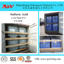 OEM/ODM Supplier for Mining Flotation Chemicals Sulfuric Acid 98% Tech Grade supply to Portugal Importers