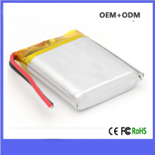 li-ion lipo flat lithium polymer battery 3.7v 3000mah