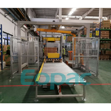 Fully Automatic Pallet Wrapping Systems Packaging Solutions