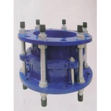 Flange dismantling joint and flange adaptor