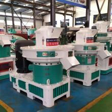 Wood Biomass Rice Husk Pellet Production Machine
