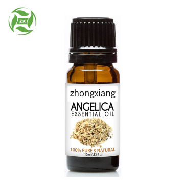 100% Pure Natural Angelica Root Essential Oil