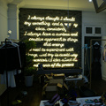 STORE DECORATION TEKENS LED NEON LETTERS