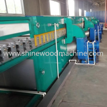 2 Layers Roller Type Veneer Dryer