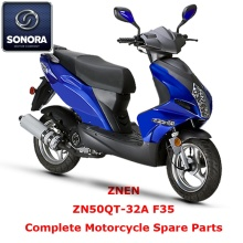 ZNEN ZN50QT-32A F35 Complete Scooter Spare Part