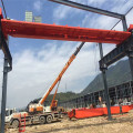 Mide double beam overhead bridge cranes