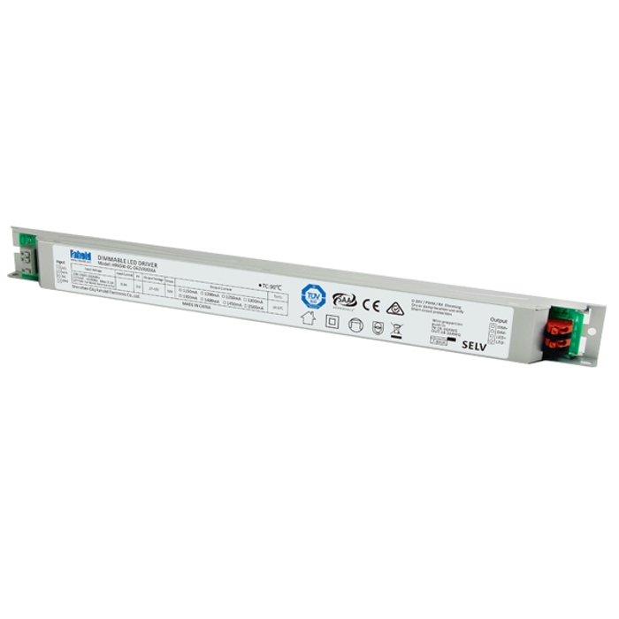 Ultra slim led power driver 65W