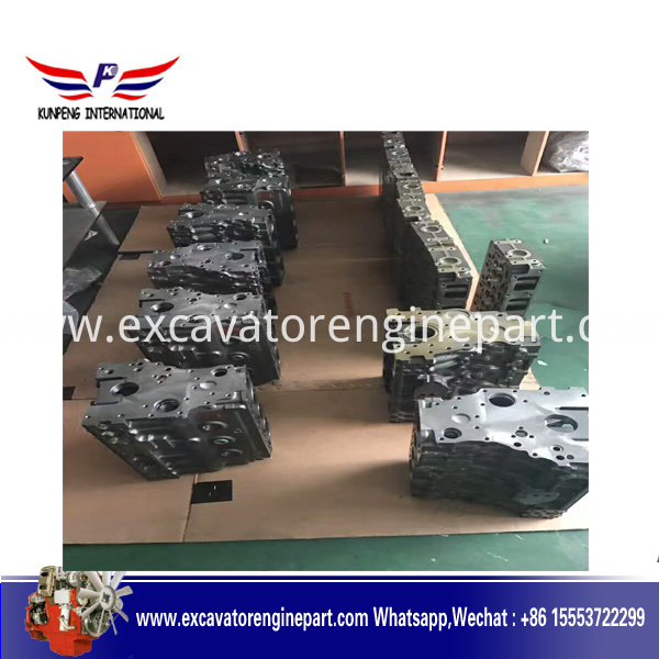 Cylinder block for Yanmar engines