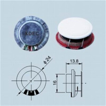 China Exporter for Vibration Driver 24mm vibration speaker for Audio Headsets supply to Greece Manufacturer