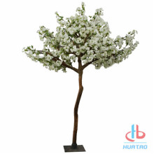 White and Pink Artificial Cherry Blossom Tree