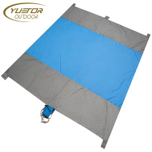 Ripstop Nylon Camping Waterproof Picnic beach Blanket