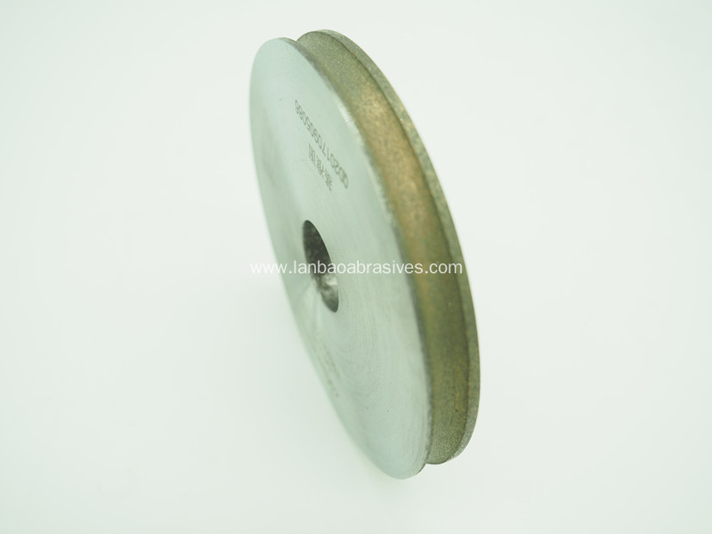 High speed sintered CNC diamond grinding wheel