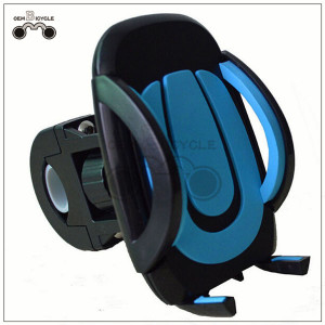360 degree rotating road bike phone holder mtb bicycle phone clamp