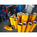 Square downpipe rain pipe rolling forming machine