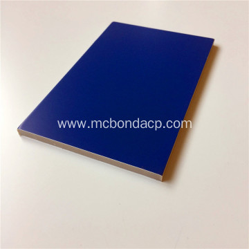 Density of Aluminium Composite Panel with 4mm 3mm 5mm Thick