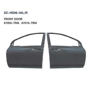 Steel Body Autoparts Honda 2008-2014 CITY FRONT DOOR