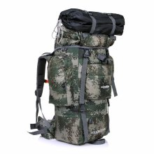 Custom non-woven outdoor hiking bag