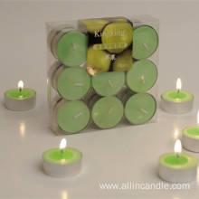 Rose Lavender Scented Tealight Candles
