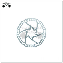 Stainless solid oversize front brake disc rotor