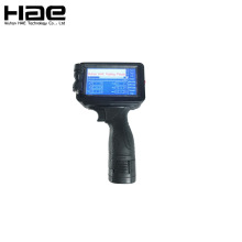 Portable Handheld Thermal Inkjet Part Marking Printer