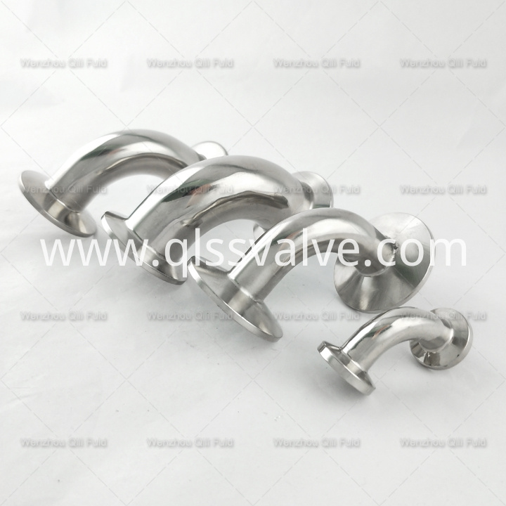 sanitary stainless steel elbow x22