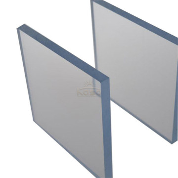 Sheet 6Mm Uv Layer Unbreakable Solid Polycarbonate Sheeting