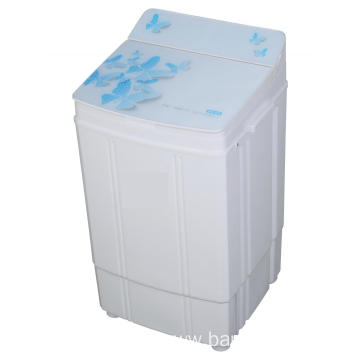 Good Price Glass 4KG Single Tub Washing Machine