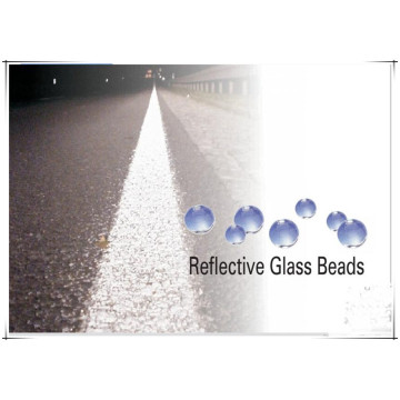 Intermix Glass Beads for Road Marking Paint