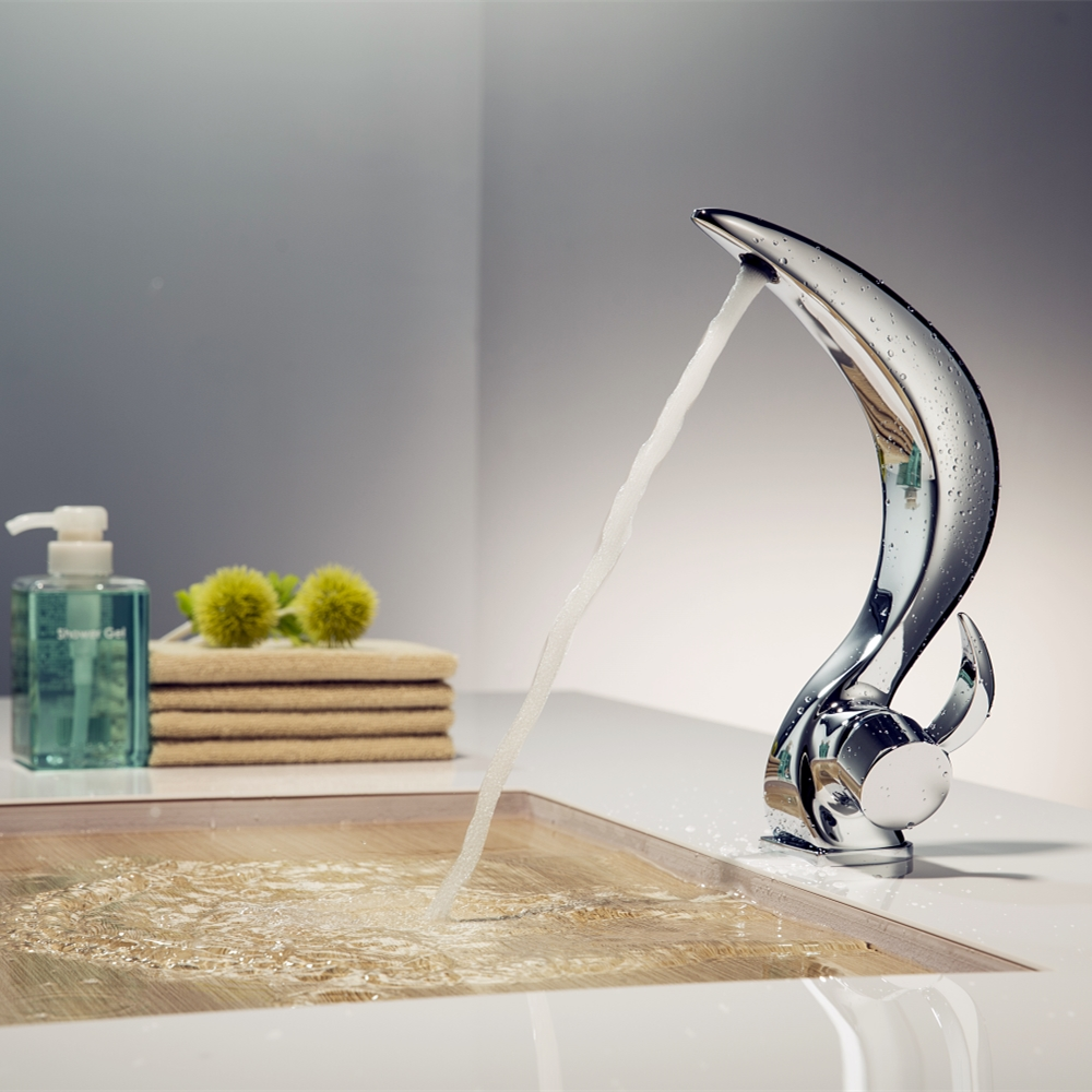 Great White Shark Style Faucet