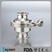 Sanitary Tri-Clamp Check Valve