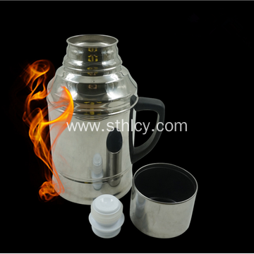 High quality stainless steel Kettle With Glass Liner