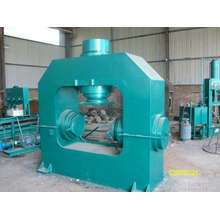 Carbon Steel Reducing  Tee Cold Forming Machine