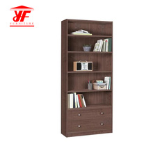 Best Quality for Wooden Bookcase,Solid Wood Bookcases,Small Bookcase Manufacturers and Suppliers in China Hot Sales Wood Bookshelf Antique Sapiens Bookcase export to United States Supplier