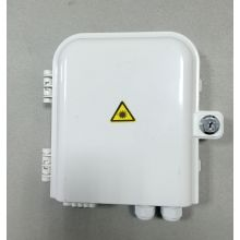 Hot Sale for Outdoor Fiber Distrbution Box 8 Ports Outdoor Plc Splitter Box export to Chad Wholesale