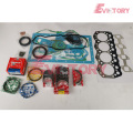 CATERPILLAR S4K head cylinder gasket overhaul rebuild kit
