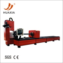 CNC plasma pipe cutting machine on Australia