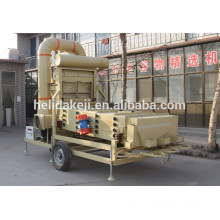 Hot sale reasonable price for Maize Seed Cleaner moringa seed cleaning machine export to India Importers