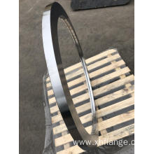 High pressure forging ring