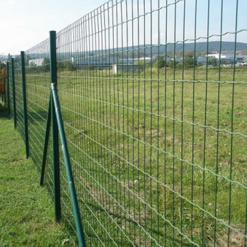 High Quality PVC Coated Garden Fence