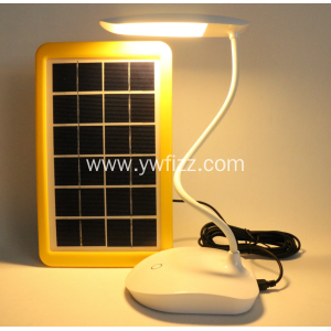 No Stroboscopic LED Eye Guard Solar Rechargeable Lamp