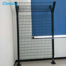 China OEM for Welded Wire Fence Anti -Climb High Security Airport Fence export to Mayotte Manufacturers