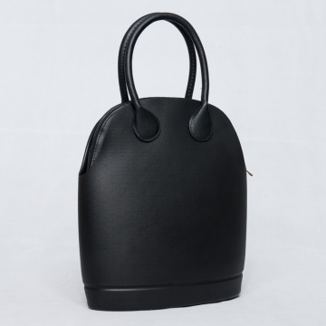custom rubber o bag beach handbag for women