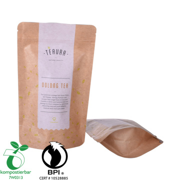 eco friendly coffee zip lock product bags packaging wholesale