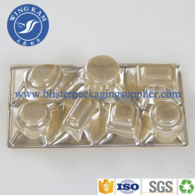 OEM China High quality for Molded Pulp Packaging Trays Plastic Container Shop Online Vacuum Forming Storage Tray supply to Canada Factory