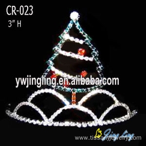 Christmas tree crown CR-023