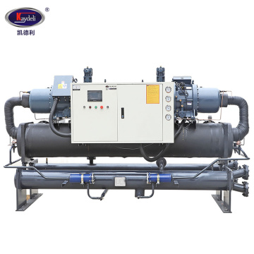 60HP Vannkjølt twin screw chiller